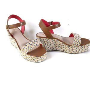 Mix No. 6 Cammie Wedge Sandal